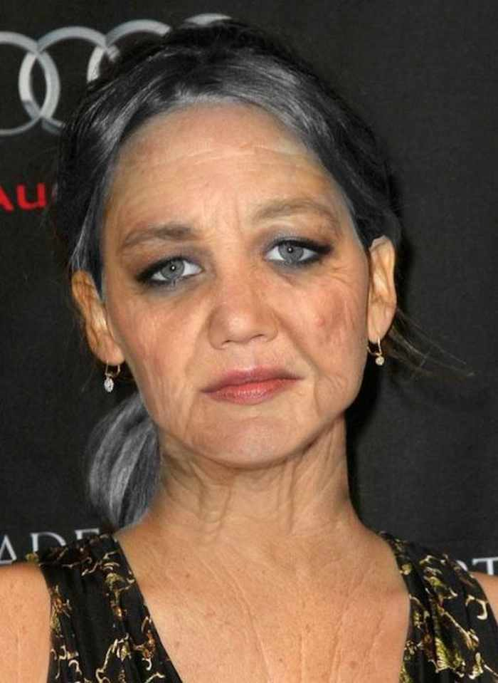 Jennifer-Lawrence - How Celebrities Will Look Like When They Are Old -25 Photos