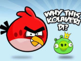 Funny Angry Birds Don't Know Why This Kolaveri Di