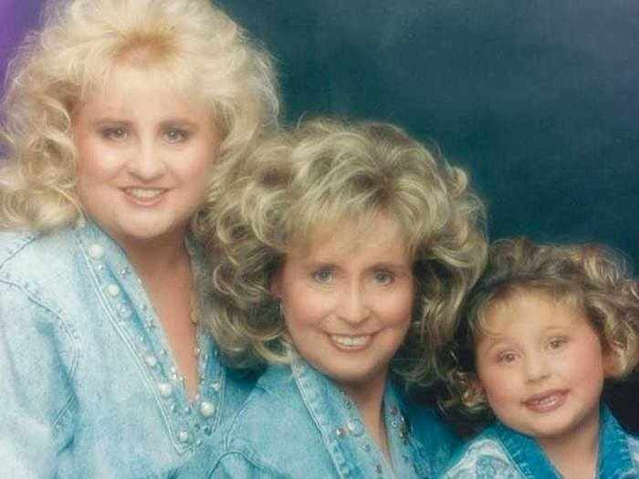 Awkward Family Photos Overloaded With Denim - 30 Pics -04