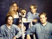 Awkward Family Photos Overloaded With Denim – 30 Pics