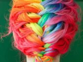 Unusual Coolest Colorful Hairstyle That Will Blow Your Mind