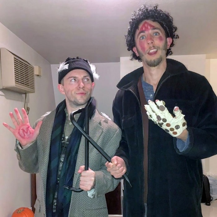 36 Couple Halloween Costumes That Will Make You Laugh-12