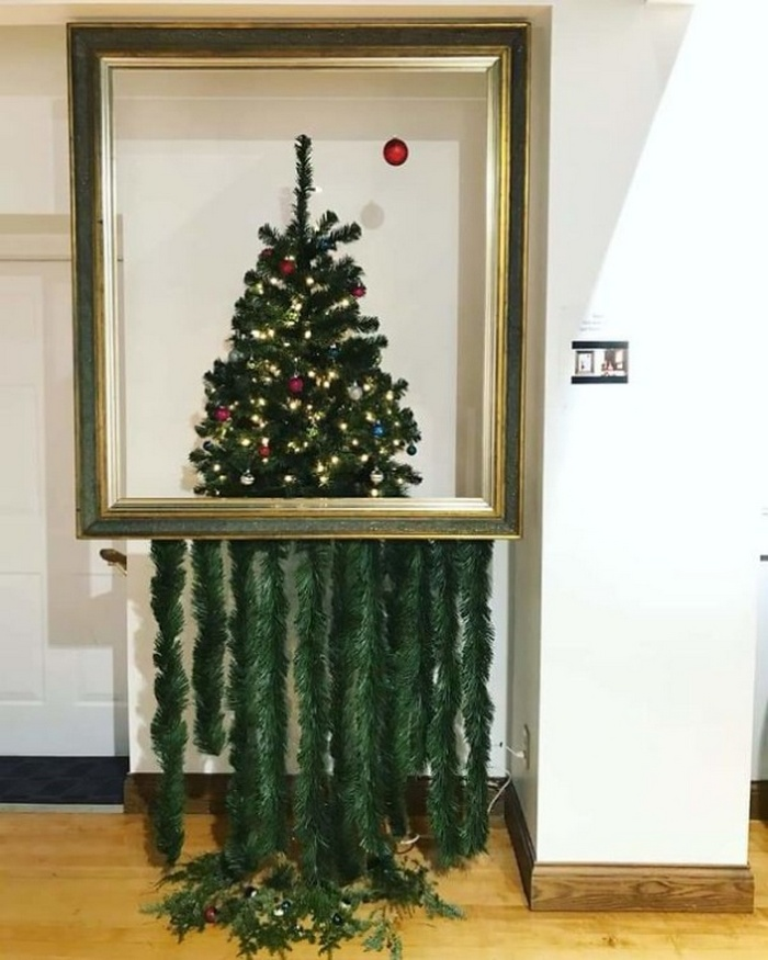 35 Creative Christmas Tree Ideas That You Can DIY This Christmas-08