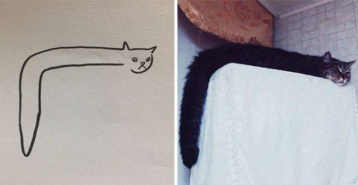 20 Epic Fail Cat Drawings That You Never Imagine -01