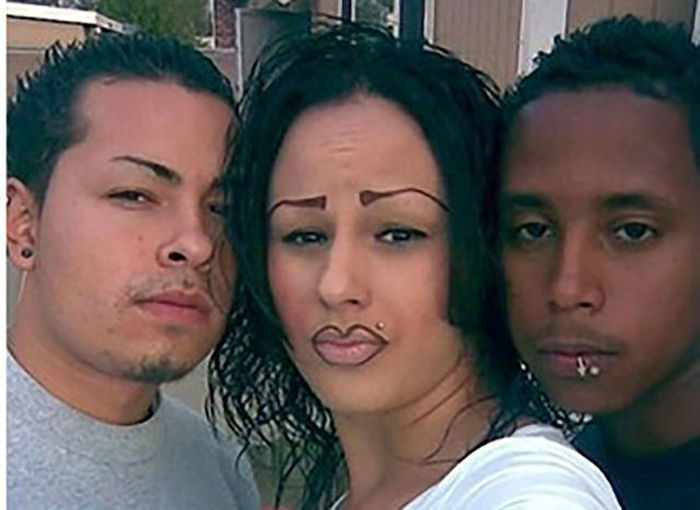 55 Makeup Disasters That Actually Went Horribly Wrong -17