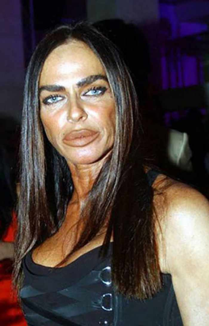 55 Makeup Disasters That Actually Went Horribly Wrong -24