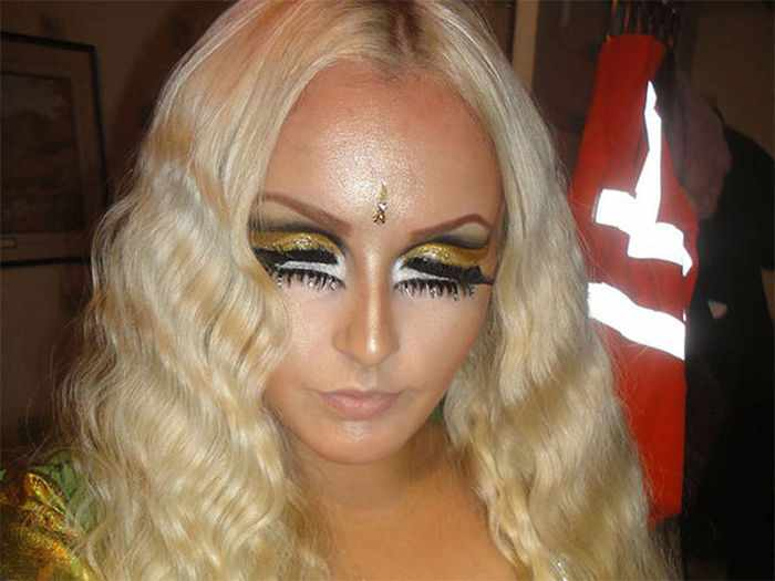 55 Makeup Disasters That Actually Went Horribly Wrong -45