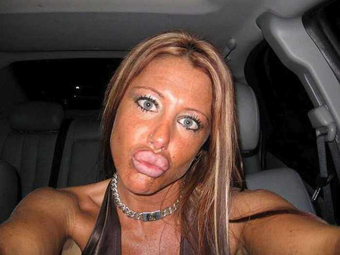 55 Makeup Disasters That Actually Went Horribly Wrong -46