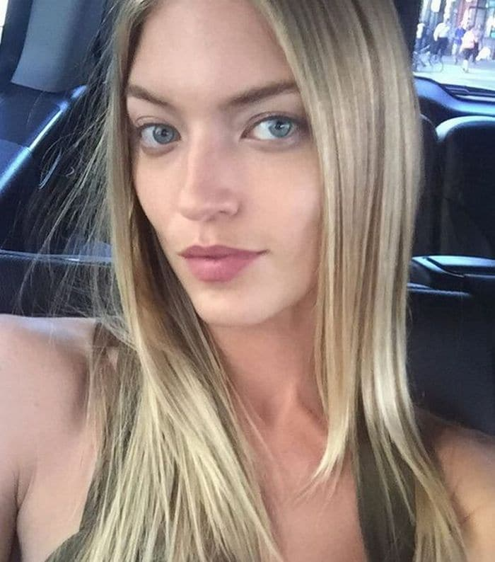 22 Unseen Pics of Famous Models Without Make-up Will Shock You -10