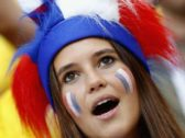 35 Beautiful and Funny Football Fans That Will Entertain You