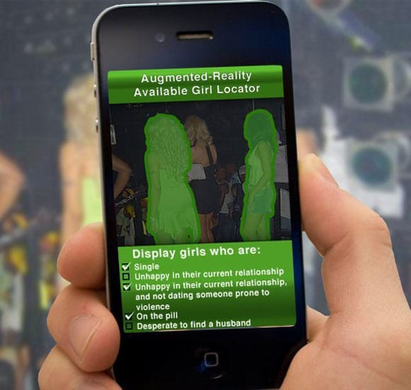 Funny Girl Locator iPhone App Will Blow Your Mind