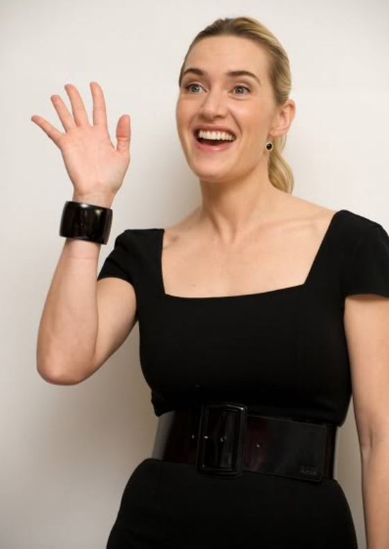 Top 20 Funny Faces Of Kate Winslet - 11