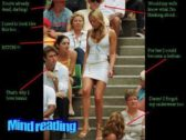 That's Why I Love Tennis – Funniest Mind Reading Picture