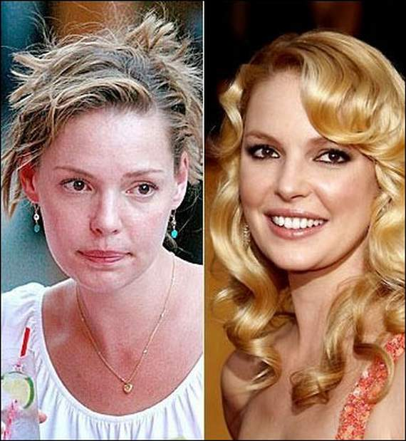 20 Hollywood Celebrities Caught Without Makeup -06