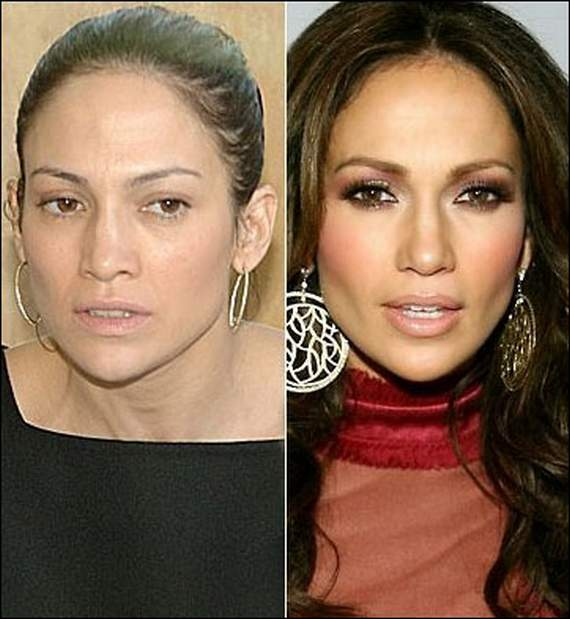 20 Hollywood Celebrities Caught Without Makeup -07