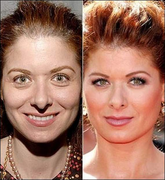20 Hollywood Celebrities Caught Without Makeup