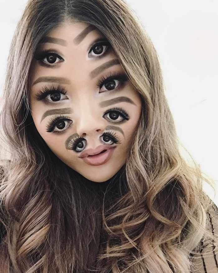 Makeup Artist Mimi Choi Optical Illusions on Herself Will Blow Your Mind - 35 Pics-34