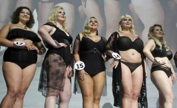 14 Pics Of Miss Ukraine Plus Size Contestants That Will Blow Your Mind