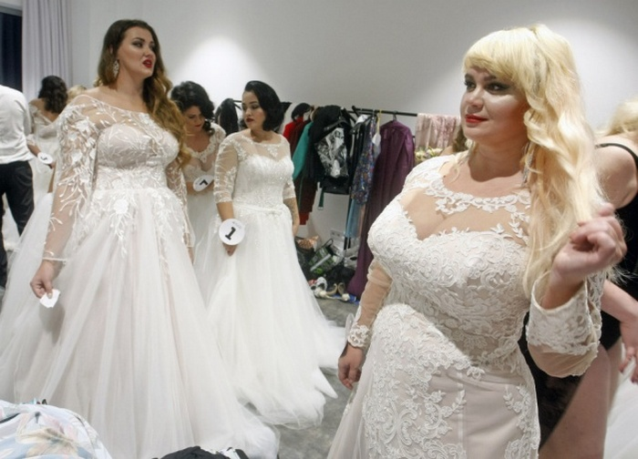14 Pics Of Miss Ukraine Plus Size Contestants That Will Blow Your Mind-12