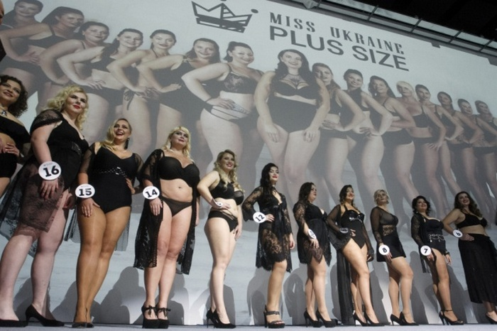 14 Pics Of Miss Ukraine Plus Size Contestants That Will Blow Your Mind-13