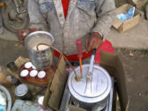 Meanwhile Funny Making of Nescafe In Bihar