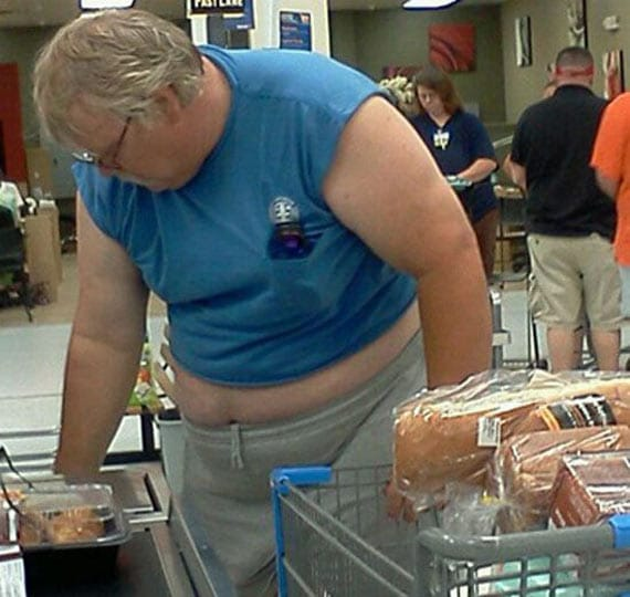 15 Funny Pictures Of People Of Walmart That are Ridiculous -04