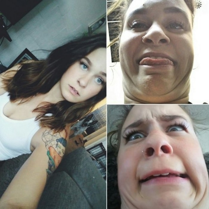 32 Pretty Girls Making Ugly Faces That Will Shock You -19
