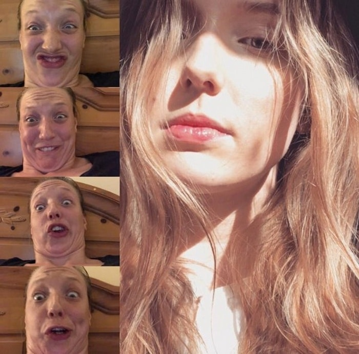 32 Pretty Girls Making Ugly Faces That Will Shock You -30