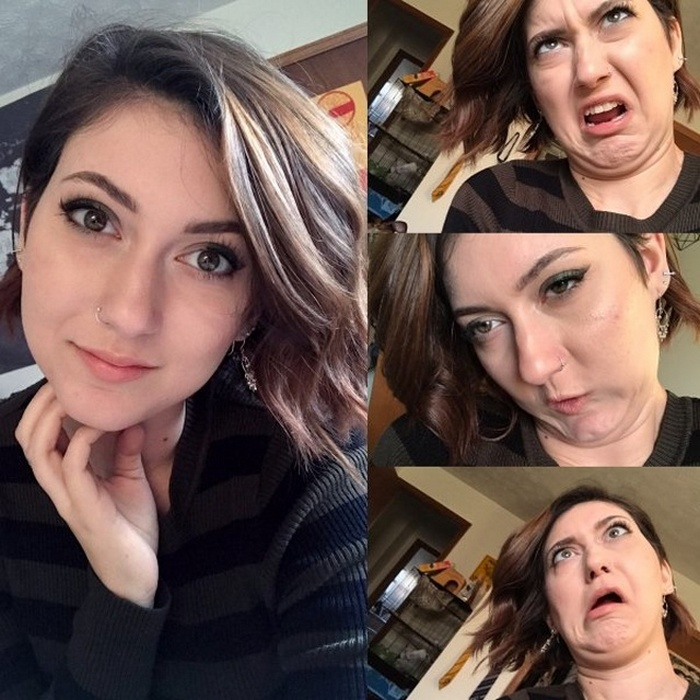 32 Pretty Girls Making Ugly Faces That Will Shock You -32