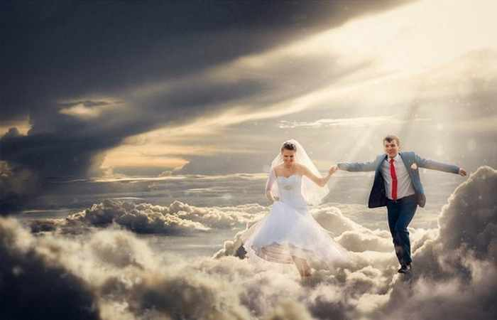 35 Ridiculous Wedding Photos That Will Blow Your Mind