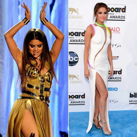 20 Pics of Selena Gomez's Sizzling Performance at Billboard Music Awards -20