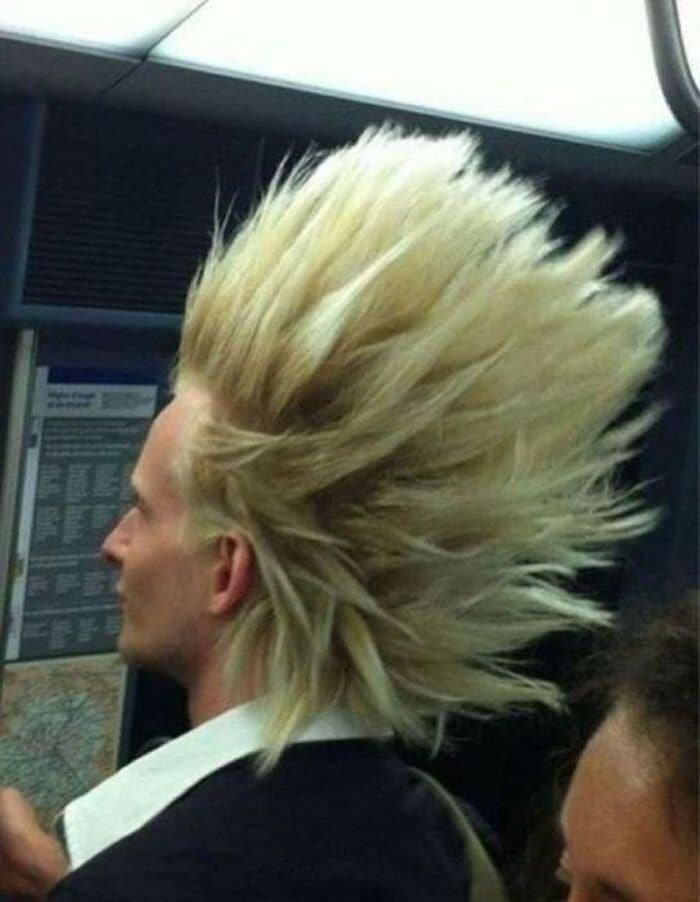 19 Funny Pics of Weird Hairstyles That Are Totally Ridiculous -06